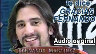 Alfa Radio 1995  Fernando Martinez 2 DE NOVIEMBRE