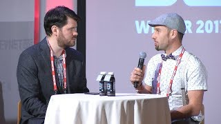 BevNET Live Winter 2017 - Livestream Lounge with Kody Chaet of Koffee Reinvented