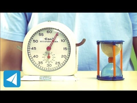 Stopwatch and hourglass | Measurement | Physics