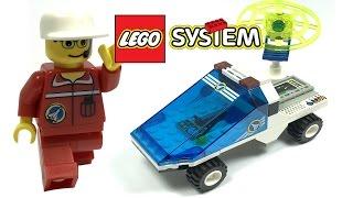 lego town space port com link cruiser review 1999 set 6453