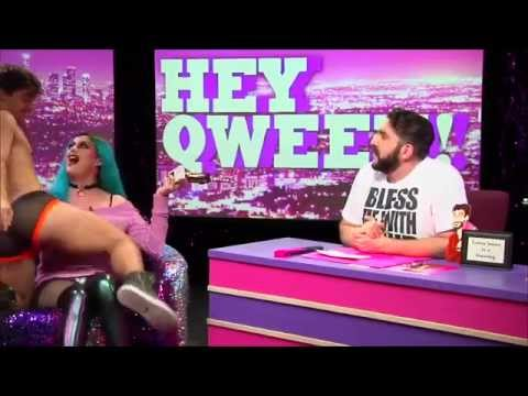 Adore Delano on Hey Qween with Jonny McGovern