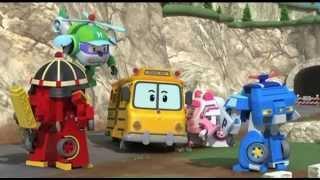 Робокар Поли - Трансформеры - Поспешишь - всех насмешишь (мультфильм 07)