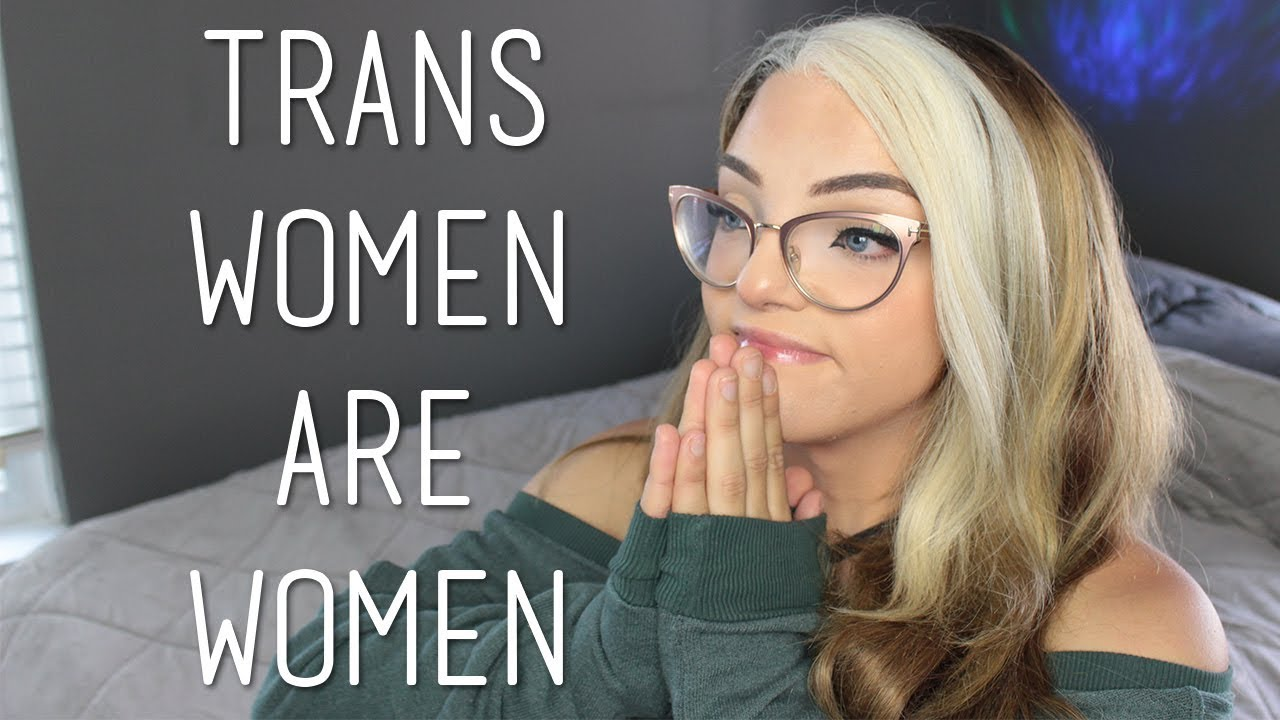 straight woman dating a transwoman