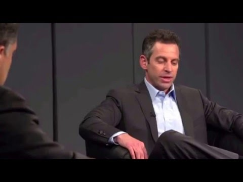 Sam Harris explains differences between Islam and Christianity