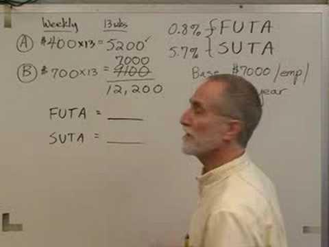 09-B, FUTA, SUTA