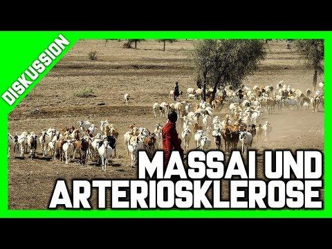 Massai und Arteriosklerose 🐐 Krank durch NUR Milch, Blut und Fleisch? 🍗