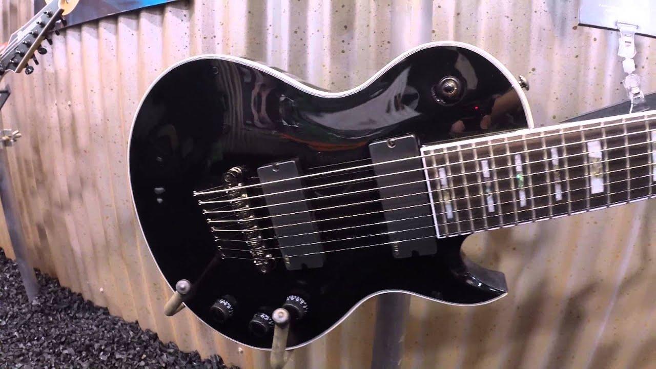 namm 2015 ibanez iron label xiphos arz 8 string gear gods