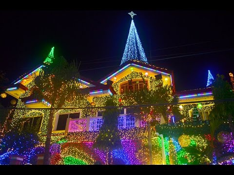 Christmas Antipolo Filinvest 2020 Filinvest Christmas House — New Year 2016.   YouTube