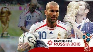 Huyền thoại World Cup | Zinedine Zidane