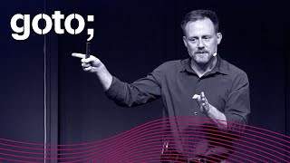 GOTO 2019 • The Database Unbundled: Commit Logs in an Age of Microservices • Tim Berglund