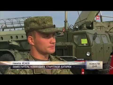 Сергей Шойгу посетил зенитно-ракетную часть в Абакане