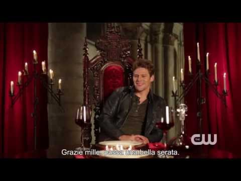 The Vampire Diaries: My Dinner Date with Zach Roerig sub ita