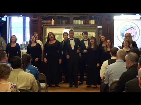The George Peabody Medals Ceremony -- May 17, 2018