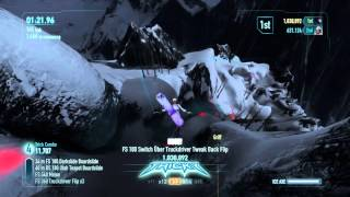 SSX Xbox 360 Gameplay HD 720p (2012)