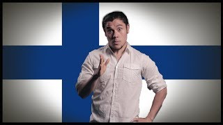 Flag Friday FINLAND (Geography Now)