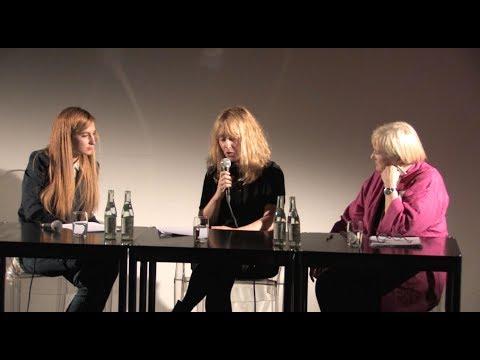 """Feminism and Art theory now"" with Griselda Pollock and Angela Dimitrakaki"