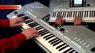 Over The Waves - Keyboard Spelen Met Plezier deel 3