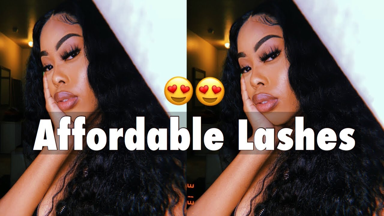 da719d677d9 The BEST affordable mink lashes! | Eyecon Review - YouTube