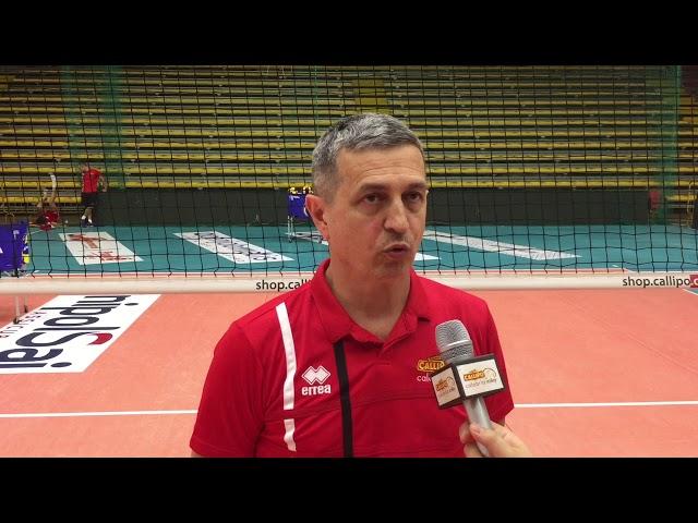 Nico Agricola sugli allenamenti con i ragazzi U20: