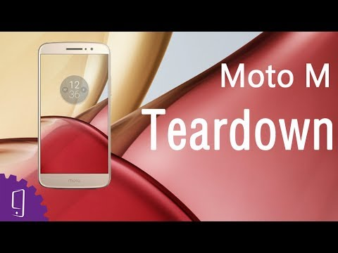 Motorola Moto M Disassembly Videos - Waoweo