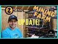 35000 Zcash ZEC Mining Farm - Massive DIY Equihash GPU Mining
