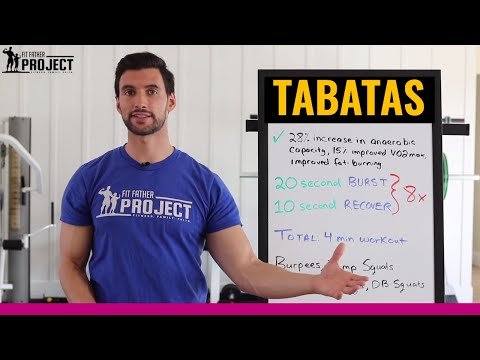 Tabata Workout For Beginners The Official Video Guide