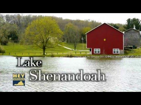 Hey Virginia: Lake Shenandoah (Rockingham County)