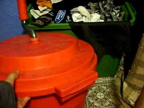 Large Salad Spinner Rapid Washer