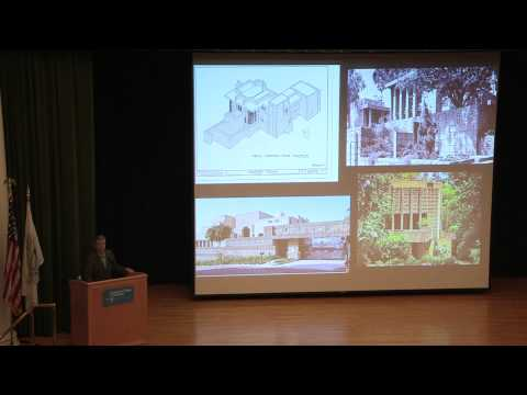 Architectural Historian Jack Quinan on Frank Lloyd Wright