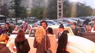 Филипп Киркоров на премьере мюзикла Чикаго