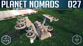 PLANET NOMADS #027 | Neues Raumschiff & nicht hecklastig | Let's Play Gameplay Deutsch thumbnail