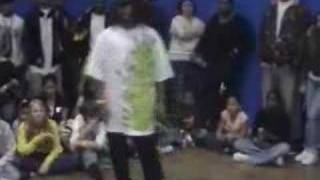 Dance Invasion Compition -Feb 23rd 2007-
