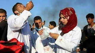 Israeli Military Pushes Misleading Video in Attempt to Smear Slain Palestinian Medic Razan al-Najjar
