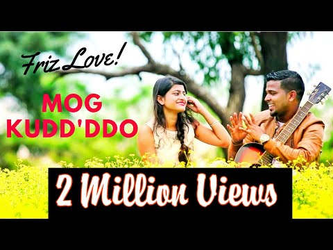 New konkani song Mog Kudd'ddo (2018) - Friz Love Super-hit (Official Music Video)