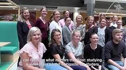 Meilahden opiskelijapalvelut opiskelijan tukena