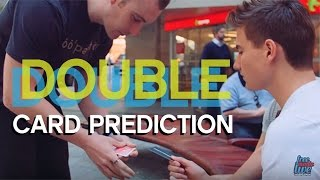 Magic Trick Revealed | The Best Double Card Prediction!