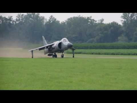 Nalls Aviation / Sea Harrier (SHAR) 2017 Promo Video