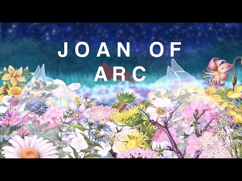 JOAN OF ARC - Complete Warrior Cats MAP