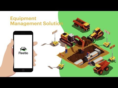 Equipment Management Software: The Best System For Managing Equipment | Fleetio