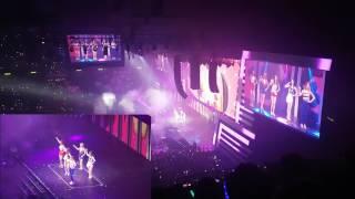 170805 SMTown in Hong Kong - Red Flavor (Red Velvet) Fancam 4K