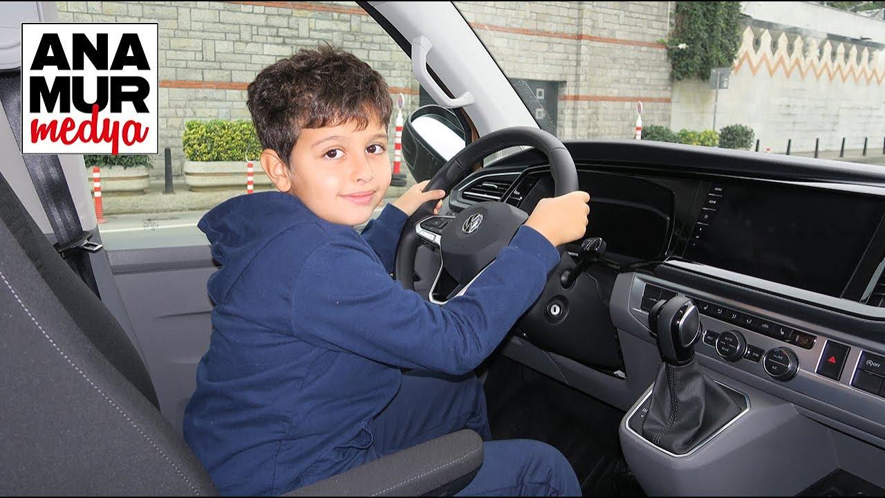 Volkswagen Caravelle 6.1 Bulli Highline 2.0 TDI 199 HP DSG 4Motion 2020 Baba Oğul Test