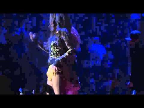 Selena Gomez Slow Down Stars Dance Tour