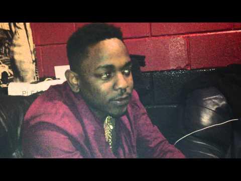 Kendrick Lamar Talks