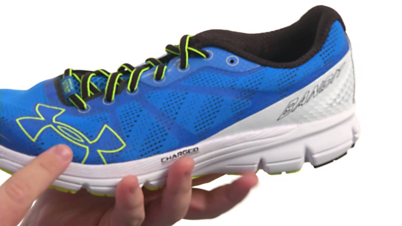 2d46e2c69 Under Armour UA Charged Bandit SKU:8540304 - YouTube
