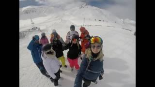 Ski 3 vallées 2017