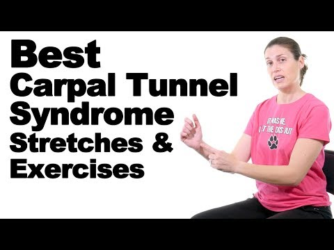 5 Best Carpal Tunnel Syndrome Stretches & Exercises - Ask Doctor Jo