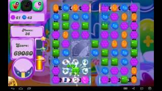 Candy Crush Saga Facebook DREAMWORLD Level 650 NO BOOSTERS ! ! !