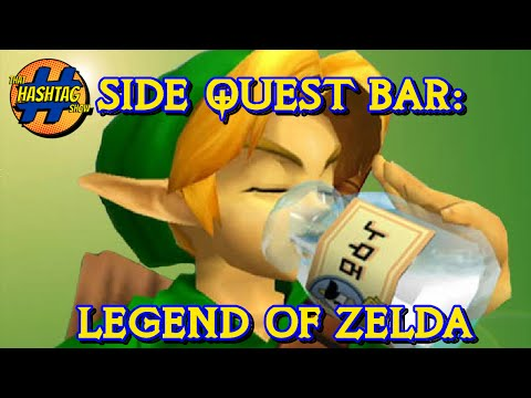 E3 2016 Inspired: Zelda - Elixir Soup | Side Quest Bar | That Hashag Show