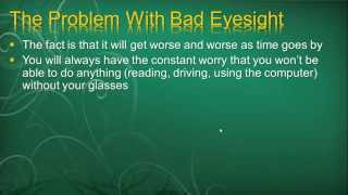 Eye Exercises to Improve Vision - How to Improve Vision Naturally