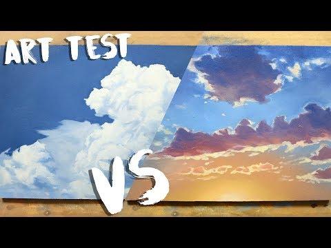 What's Better? Oil Vs Acrylic Paint